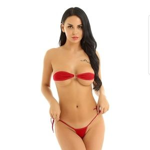 Other - SEXY MICRO BANDEAU SET- SELLING